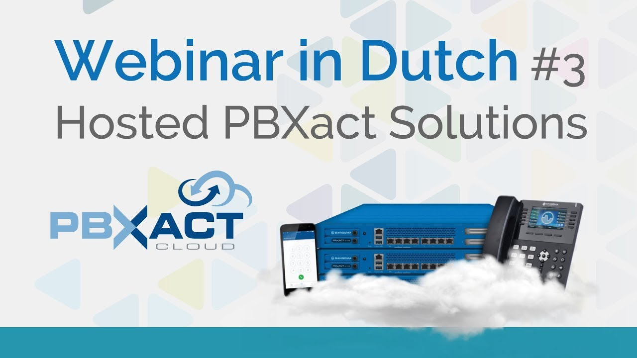 Hosted PBXact Solutions