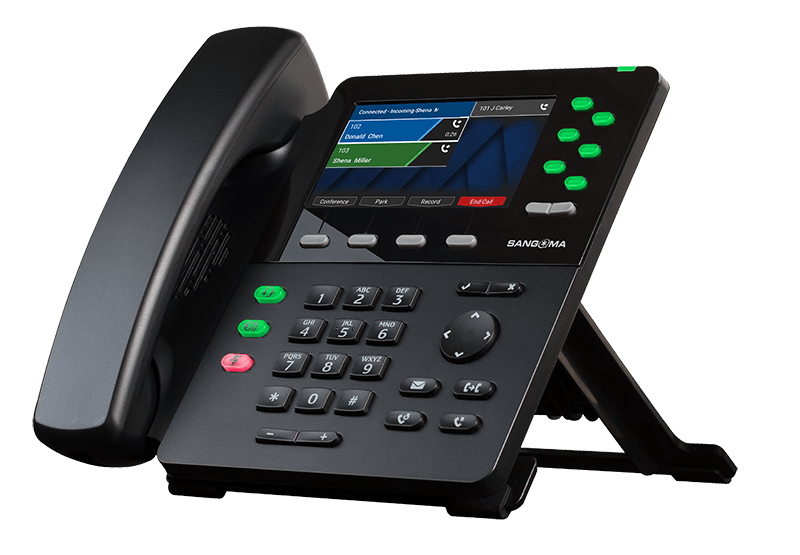 D65 Sangoma IP Phone