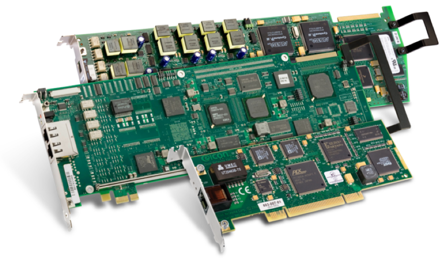 Dialogic VoIP Boards