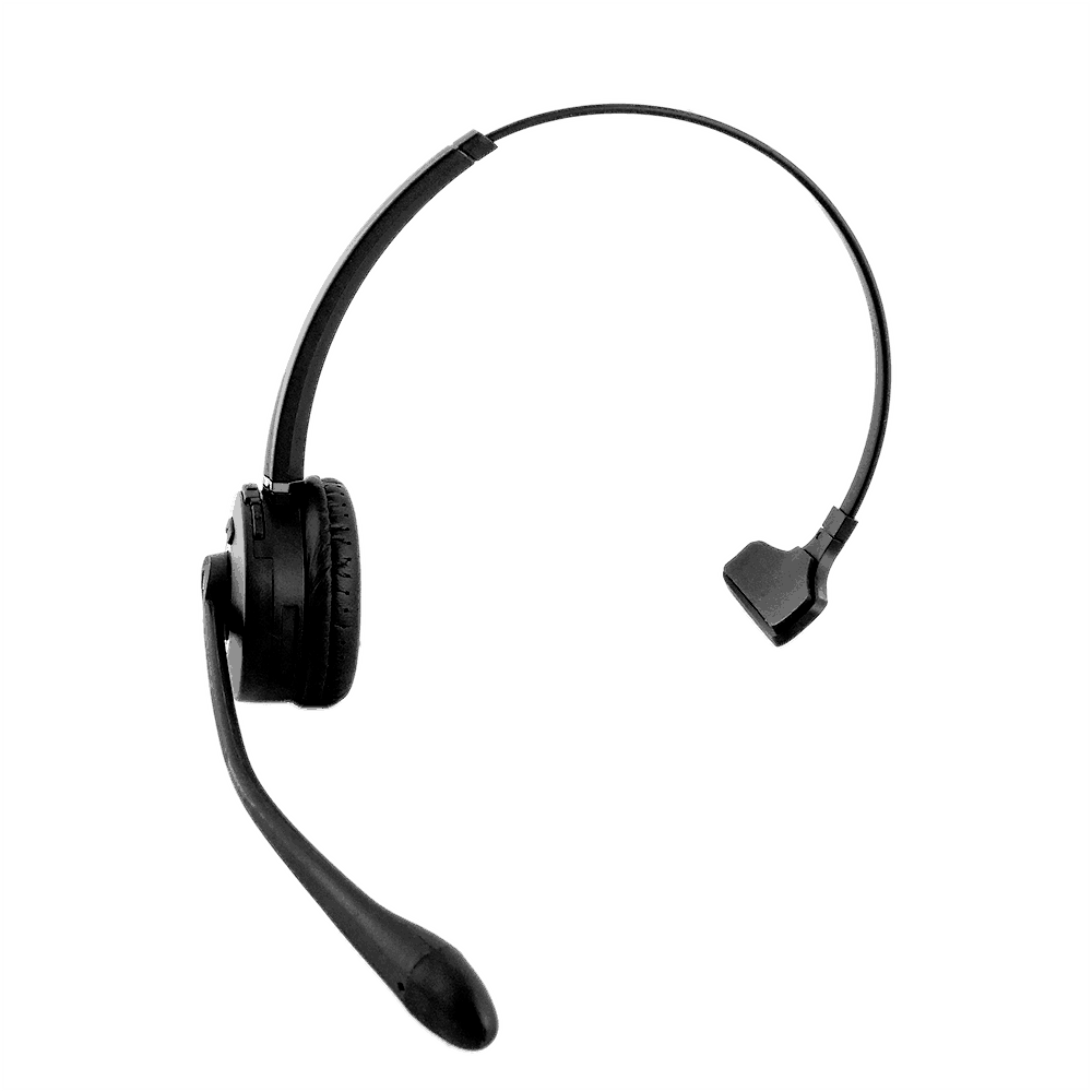 H10 headset from the front