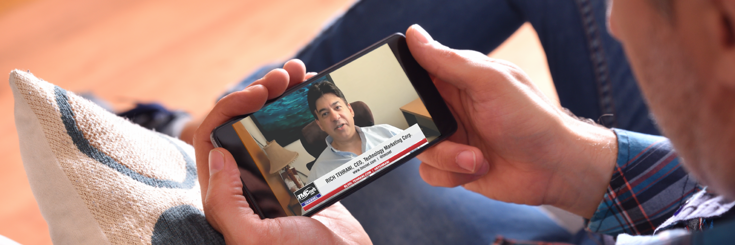Rich Tehrani Interview on Mobile Phone