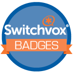 Switchvox Badges