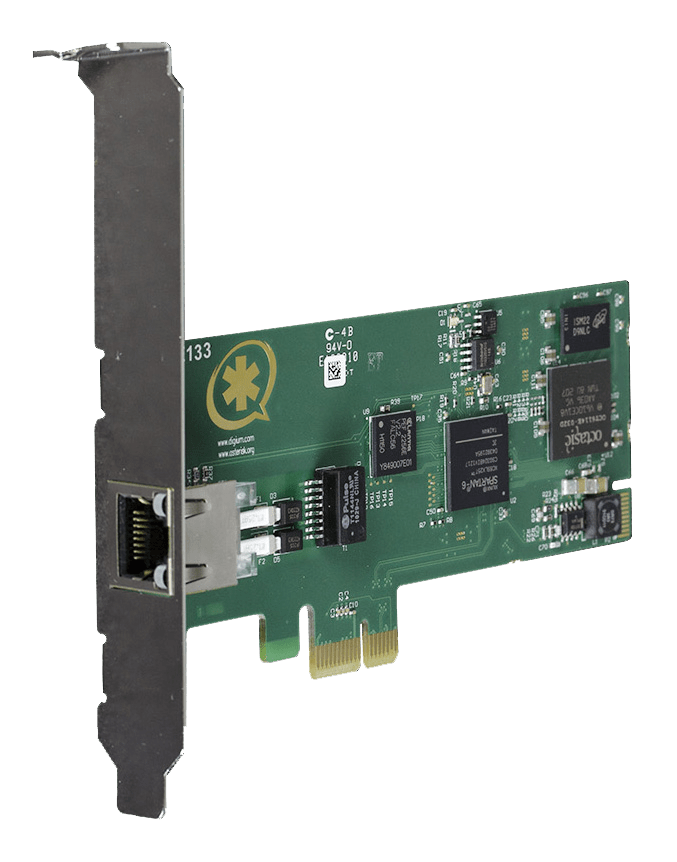 Sangoma TE133 Digital Telephony Card