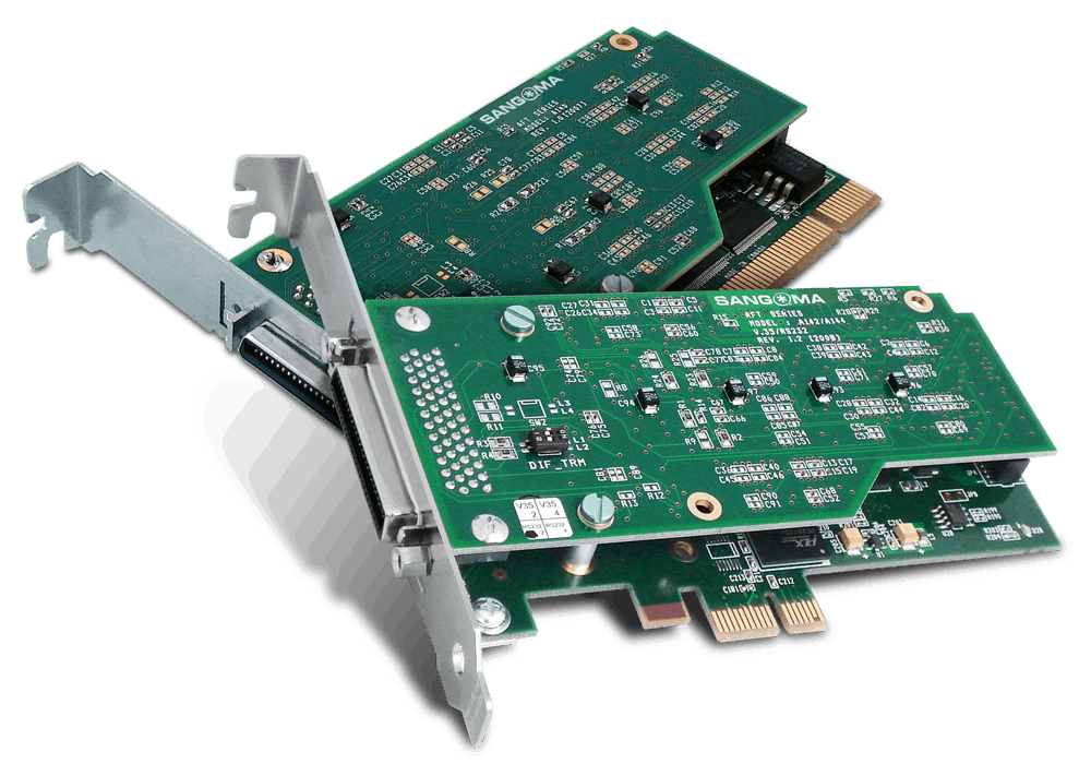 Sangoma a142-a144 Serial Synchronous Interface Cards