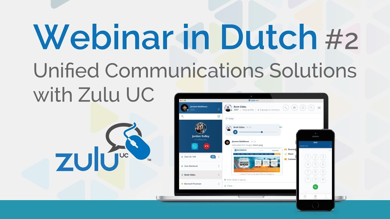 Unified Communications Solutions with Zulu UC