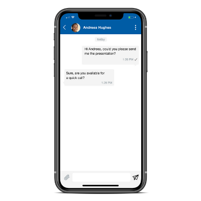 SMS Your Clients with Sangoma Connect