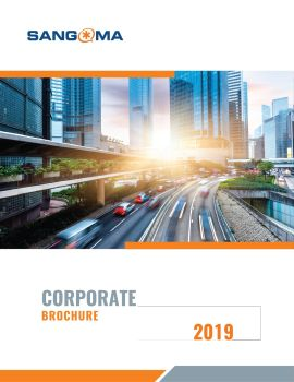 Corporate Brochure Cover