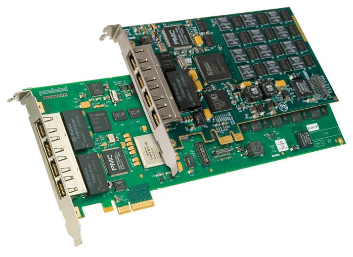 Dialogic Diva Multi-Span Cards