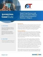 RideOnTrack Partners with Sangoma to Deliver Mission Critical Communications to Railways in Belgium