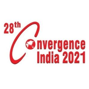 28th Convergence India 2020 - 07-09 July - Pragati Maidan, New Delhi, India