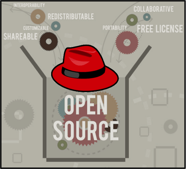 Red Hat Deal and the Value of Open Source
