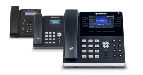 Sangoma S-Series IP Phones for FreePBX