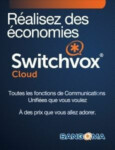 Switchvox Cloud Brochure (French)