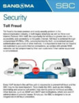 Toll Fraud Cheatsheet