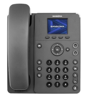 Value Based IP Phone - 310 / 315 from the front