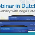 Survivability with Vega Gateways
