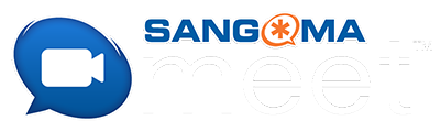 Video Conferencing solution - Sangoma Meet Logo