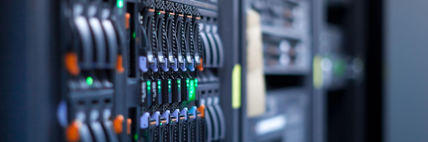 Virtual Servers in a Data Center