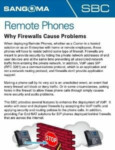 Why Firewalls Cause Problems Cheatsheet