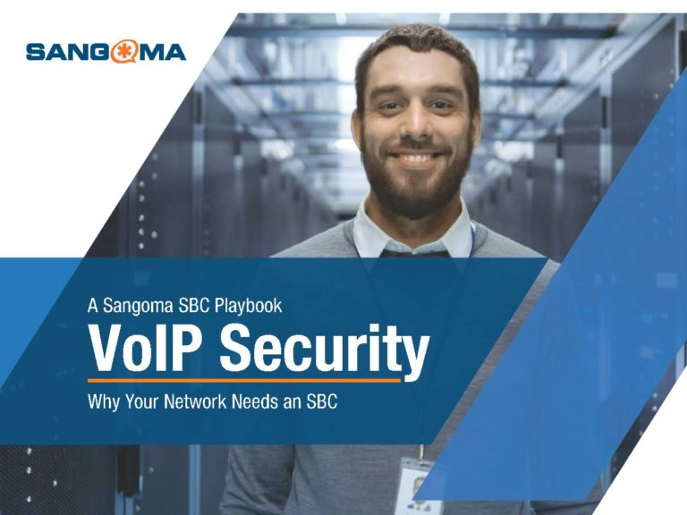VoIP Security - Why Your Network Needs an SBC